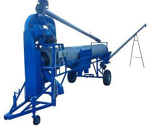 Продукти на Ай Ен Ви 2014-машина за семечистене и обеззаразяване на семена