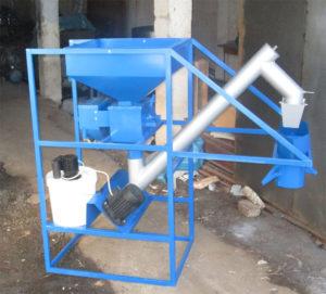 Продукти на Ай Ен Ви 2014-машини за обеззаразяване на семена